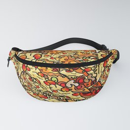 Pizza Mountain Fanny Pack