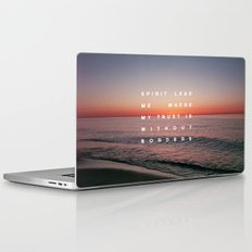 Spirit Lead Me Laptop & iPad Skin