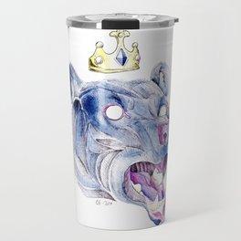 King bear Travel Mug