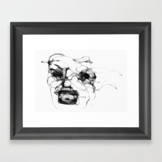ttup Framed Art Print