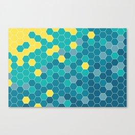Bee Beach Canvas Print