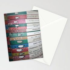 Honesty is the first chapter in the book of wisdom. Stationery Cards