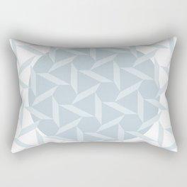 pattern circle Rectangular Pillow