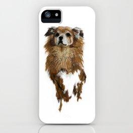 rossi foxy iPhone Case