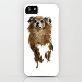 rossi foxy iPhone Case
