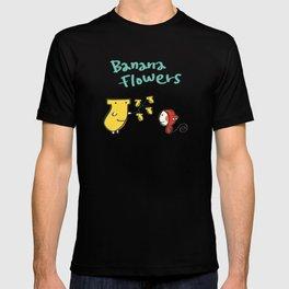 Banana Flowers T-shirt
