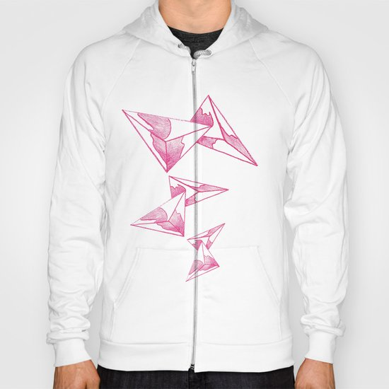 CRAYON LOVE: Strawberry Milk From The FUTURE Hoody