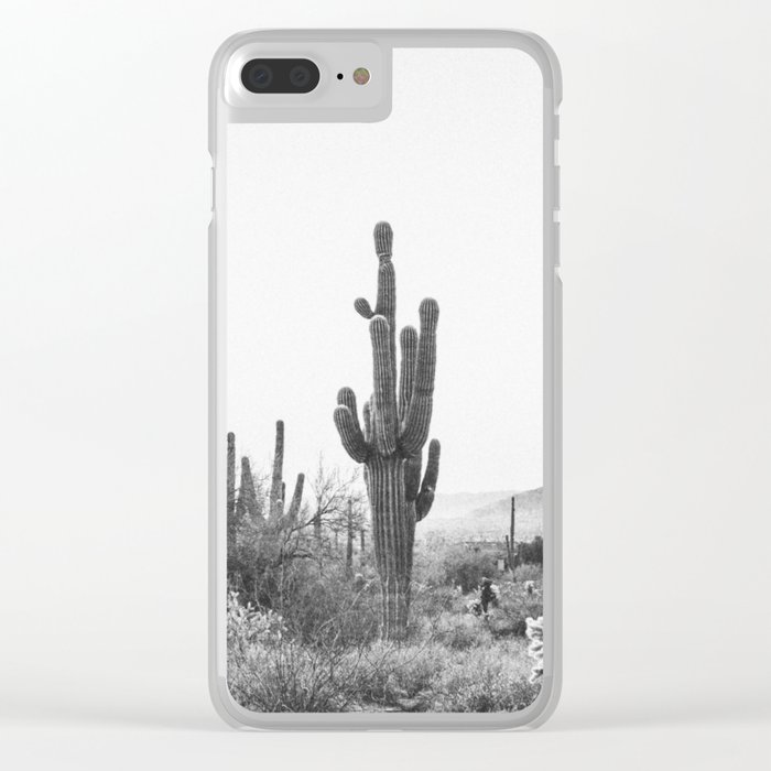 DESERT / Scottsdale, Arizona Clear iPhone Case
