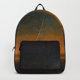 Smyth - The Great Comet of 1843 Sunset Magical Stars Backpack