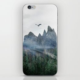 Mountains 13 iPhone Skin