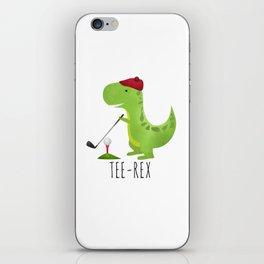 Tee-Rex iPhone Skin