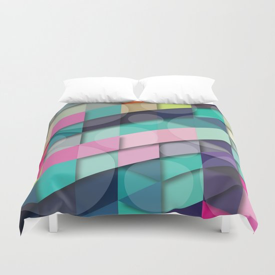 Beautiful Times Duvet Cover