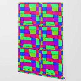 Colorful Window Four Wallpaper