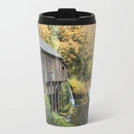Cedar Creek Grist Mill Travel Mug