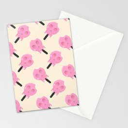 Funny Death Stationery Cards