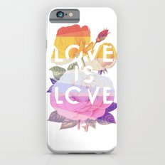 Love is Love iPhone 6s Slim Case