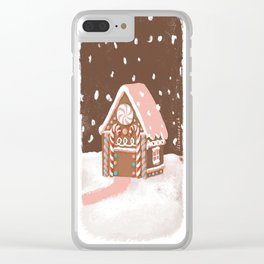 Sweet Home Clear iPhone Case