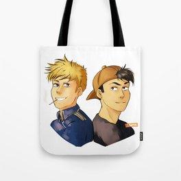 Best Boys Tote Bag