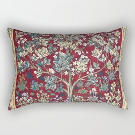 "William Morris ""Tree of life"" 2. Rectangular Pillow"