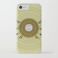 shield iPhone & iPod Cases featuring Shield  by Daniac Design