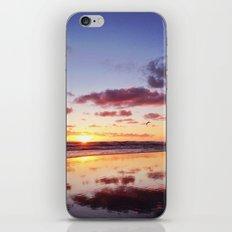 Sunset in Newport Beach iPhone & iPod Skin