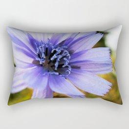 Italian Chicory Rectangular Pillow