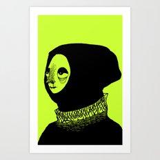 Ma' Art Print