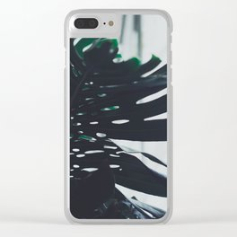 Paradise 06 Clear iPhone Case