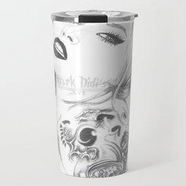 Metal chick Travel Mug