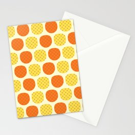 Dotty Pineapples - Singapore Tropical Fruits Series Stationery Cards