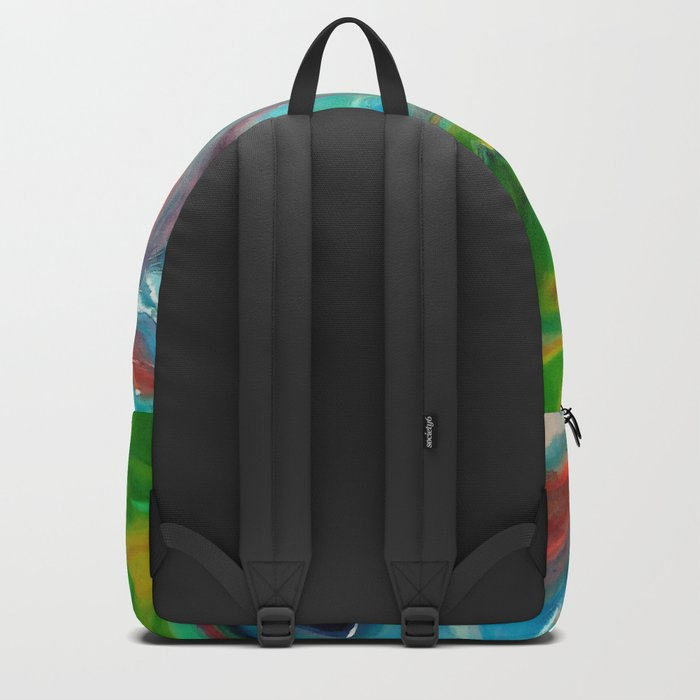 Spring abstraction Backpack