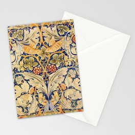 "William Morris ""Acanthus and vine"" 1. Stationery Cards"