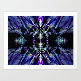 Kalidescope Kandy 1.6 Art Print