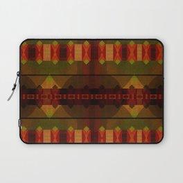 """Full Colors Tribal Pattern"" Laptop Sleeve"
