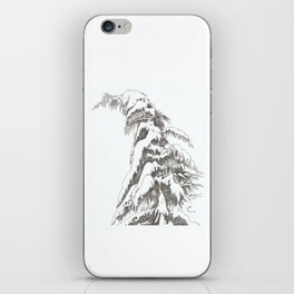 Weak in the Trees iPhone Skin