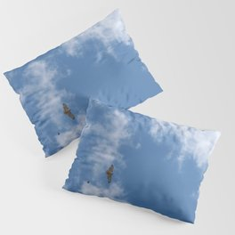 Red Tailed Hawk Pillow Sham