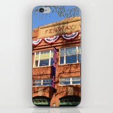 Fenway Spring - Fenway Park in Boston on Opening Day, Red Sox iPhone & iPod Skin