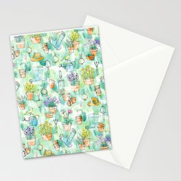 Birds in the Garden Stationery Cards