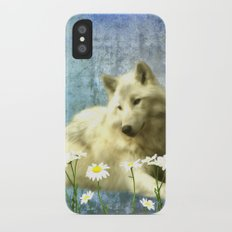She Wolf iPhone X Slim Case