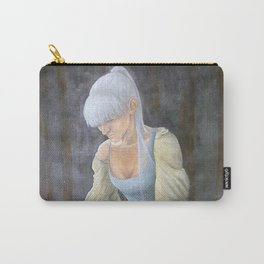 Our Time is Running Out Carry-All Pouch