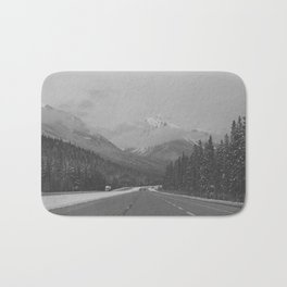 35mm Rocky Mountain Roads Bath Mat