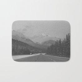 35mm Rocky Mountain Roads Bath Mat