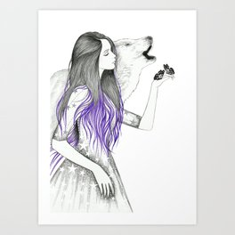 Wish On A Star Art Print