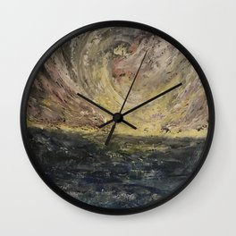 Mindful Thought Wall Clock