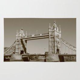 Bridge design 2 Rug