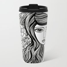 SORROW Metal Travel Mug