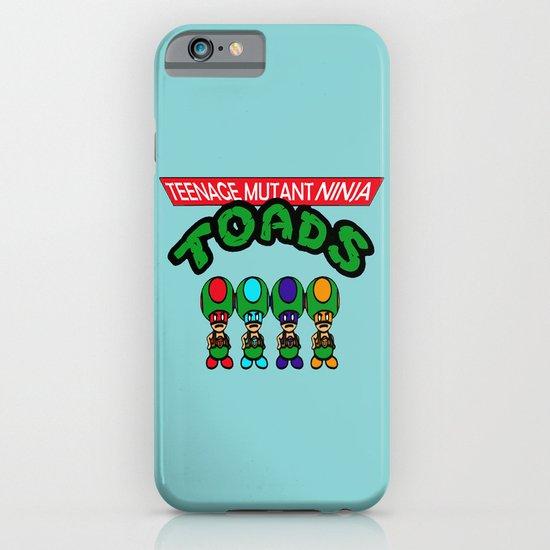 Teenage Mutant Ninja Toads iPhone & iPod Case
