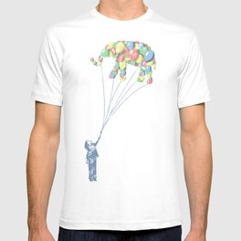 Elephants Can Fly T-shirt