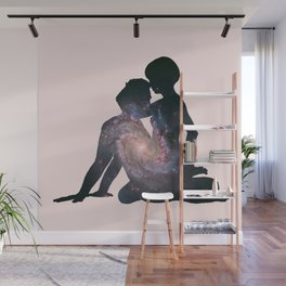 Universe in everything Wall Mural