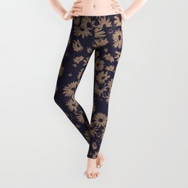 Flowers at Dawn II Leggings